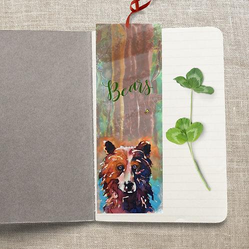 Boo Bear - Bookmark