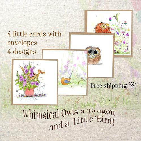 mini art card group