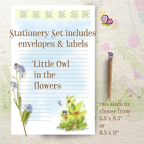writing stationery set
