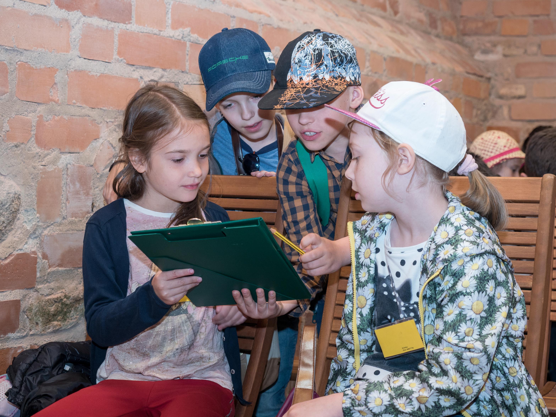 Stovyklos Vilniuje