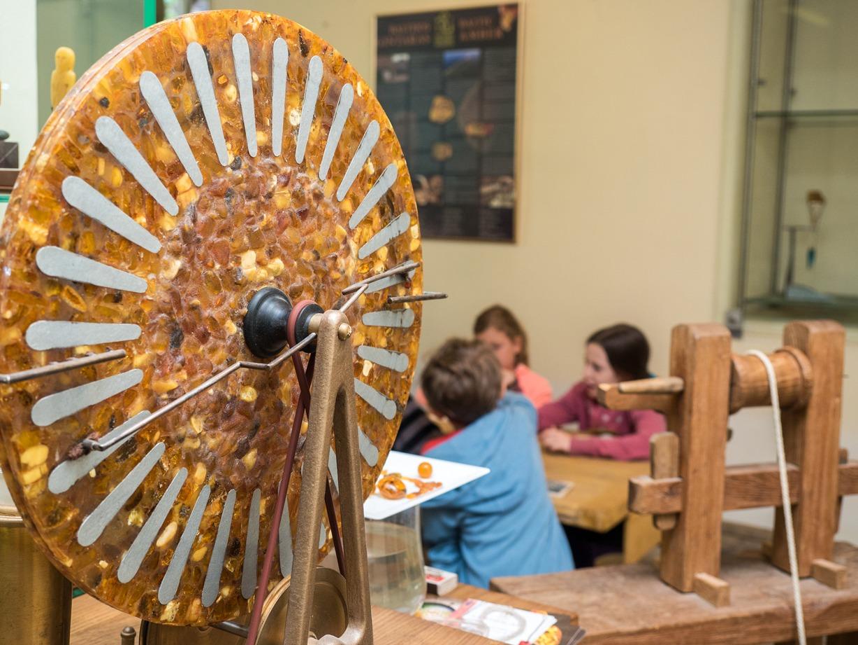 Gintaro galerija - edukacija vaikams