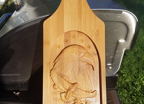 eagle Cutting Board