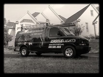 Castlelights Service Van