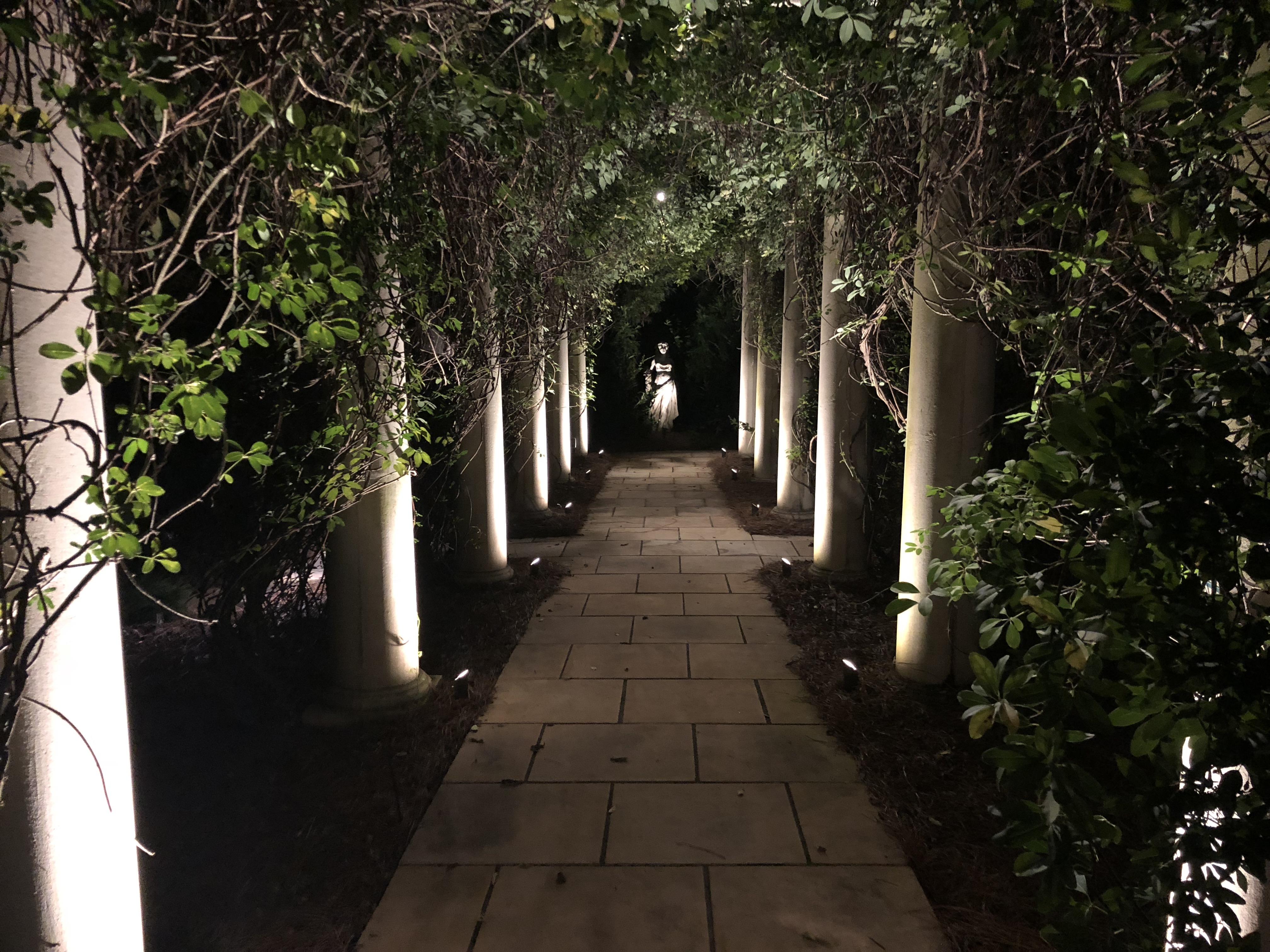 Garden, Column & Landscape Lightin