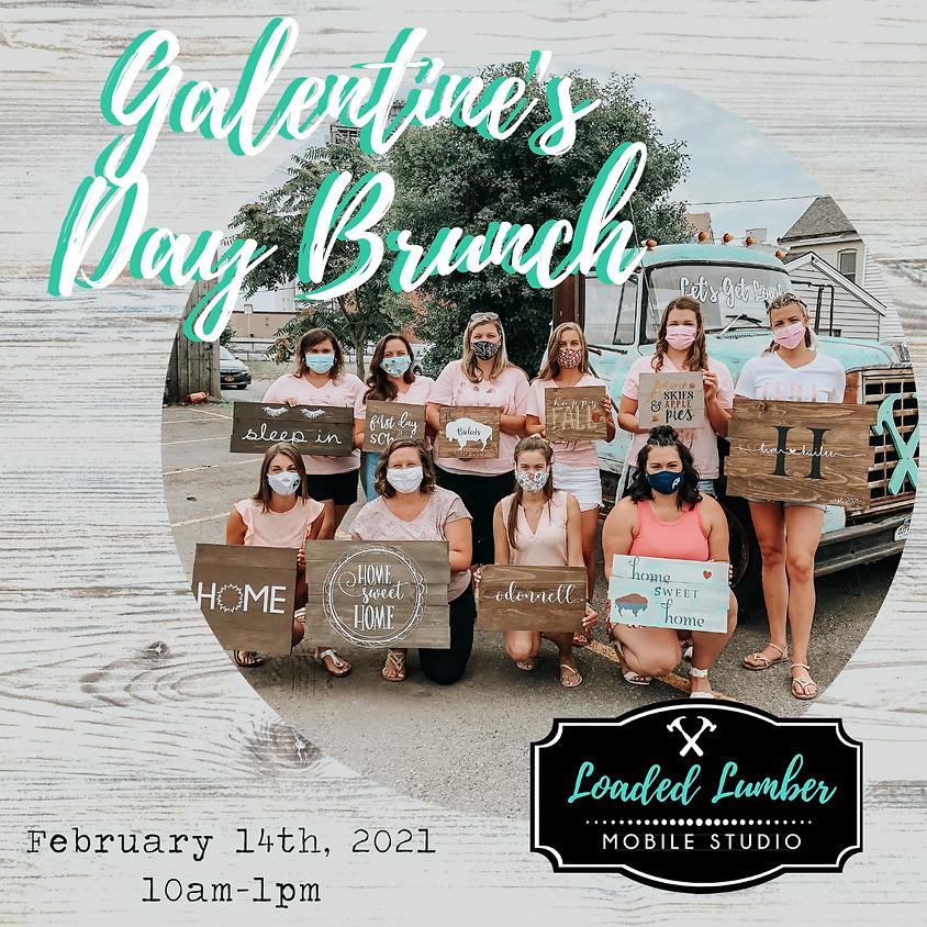 Galentine's Day Brunch Feb 14th, 2021