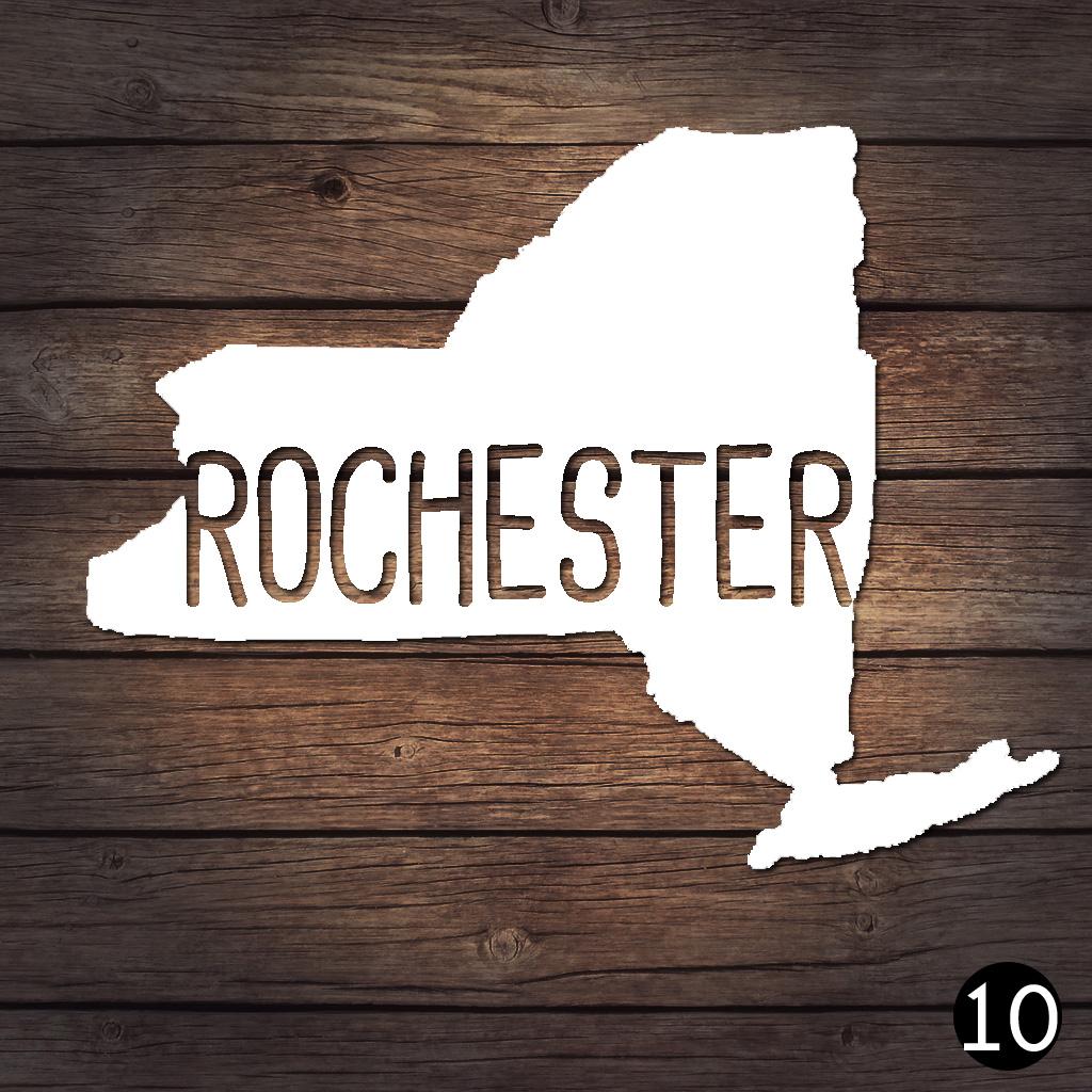 10 ROCHESTER