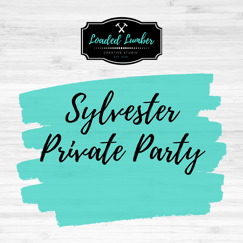 Sylvester Private Party- July31st 4-7