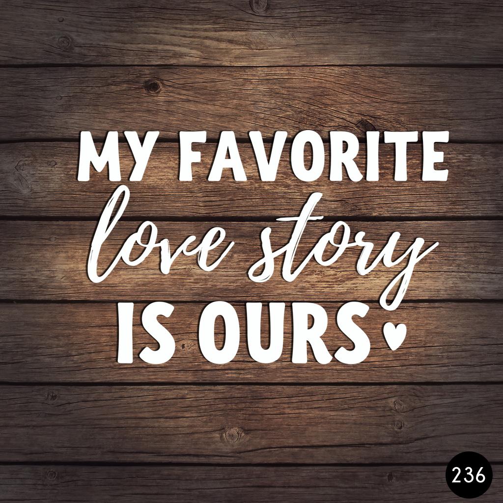 236 LOVE STORY