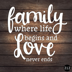 212 FAMILY LIFE BEGINS