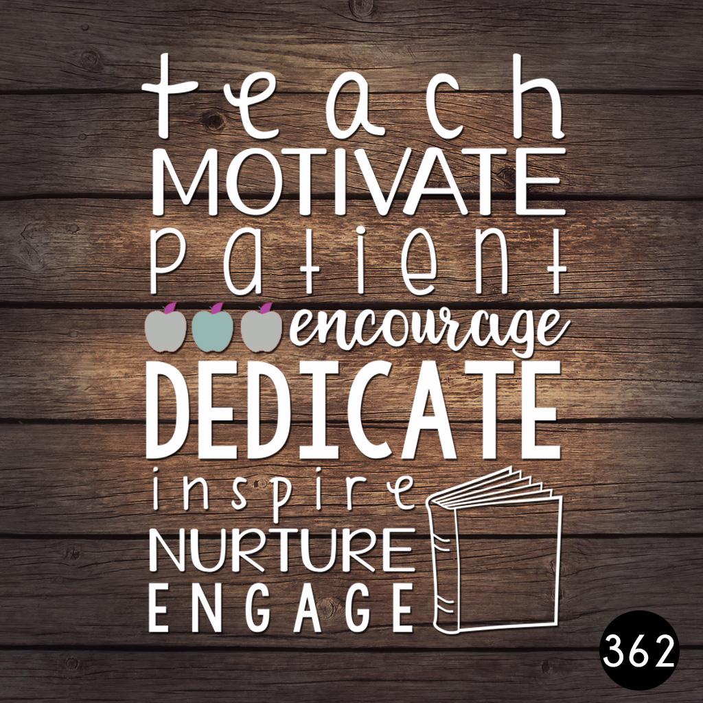 362 TEACH