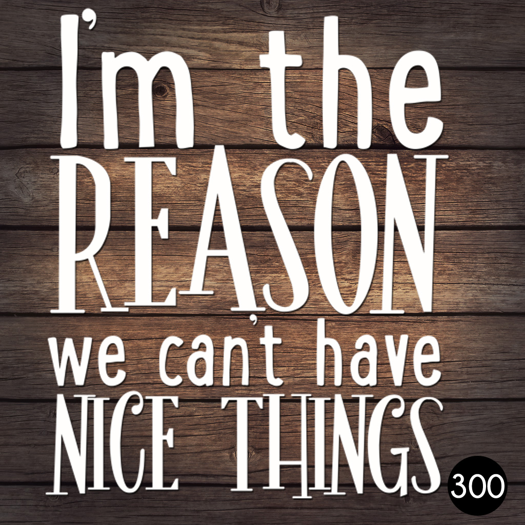 300 NICE THINGS