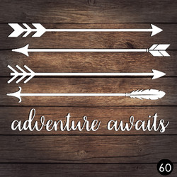 60 ADVENTURE AWAITS