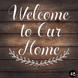 48 WELCOME