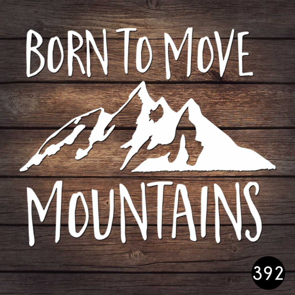 392 MOUNTAINS