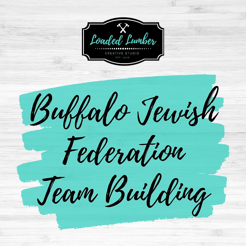Buffalo Jewish Federation, Team Building- June 23rd 12-4pm