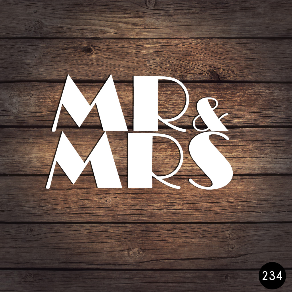 234 MR MRS