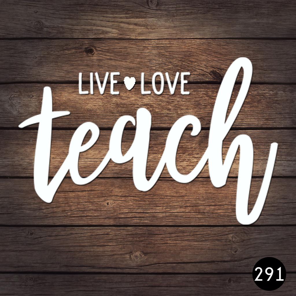 291 TEACH