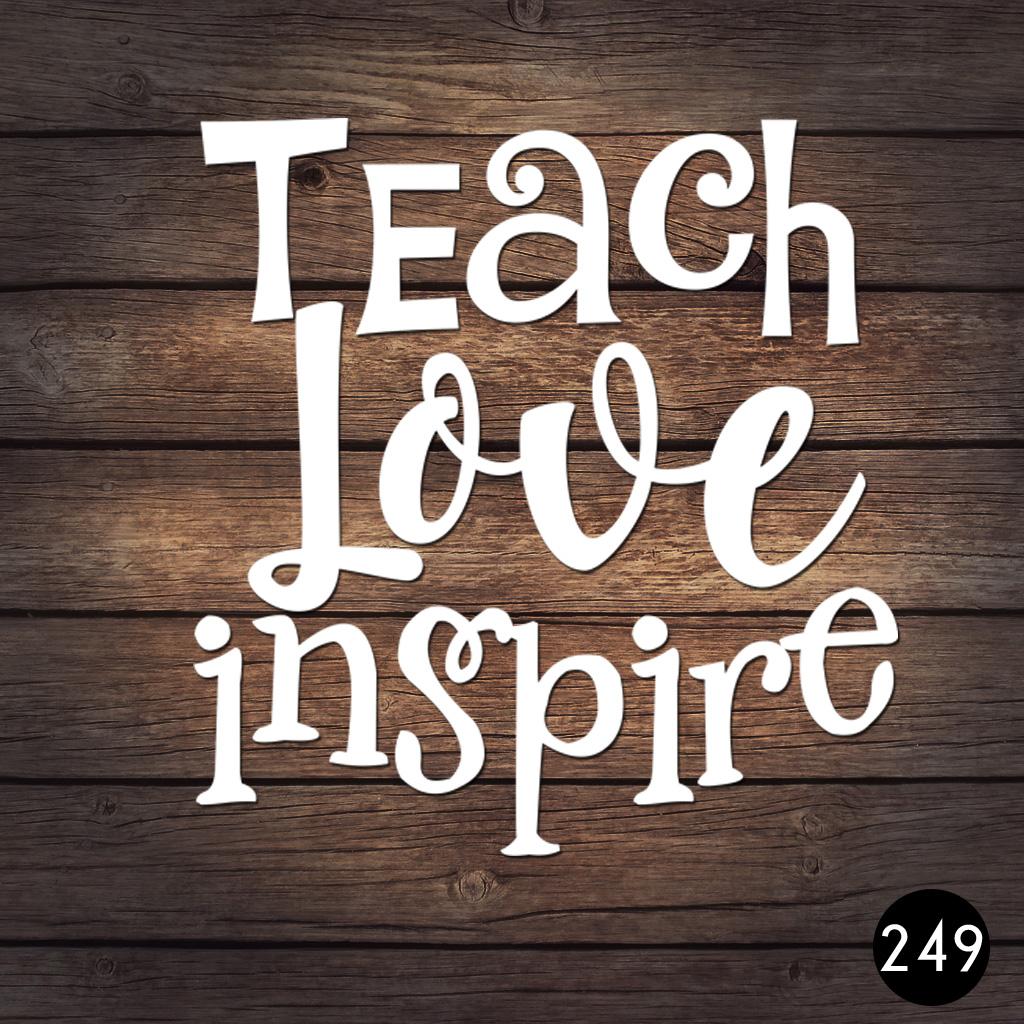 249 TEACH