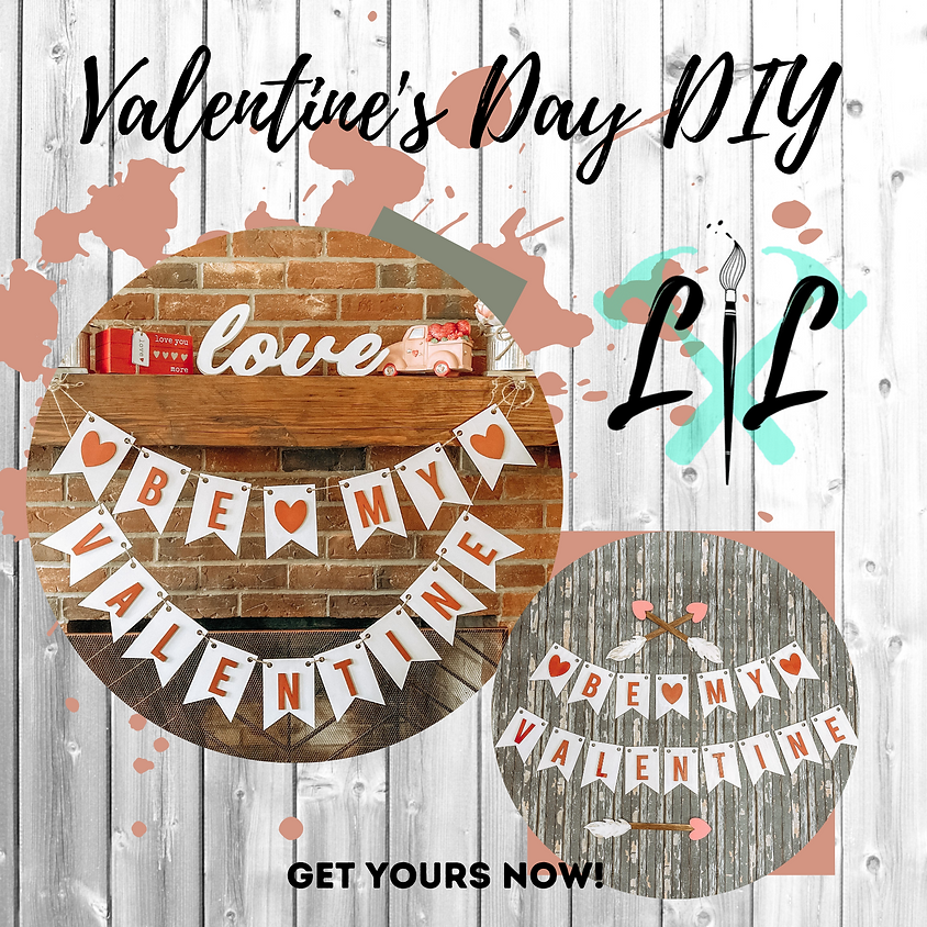 Valentine's Day Banner- February 3rd, 20201