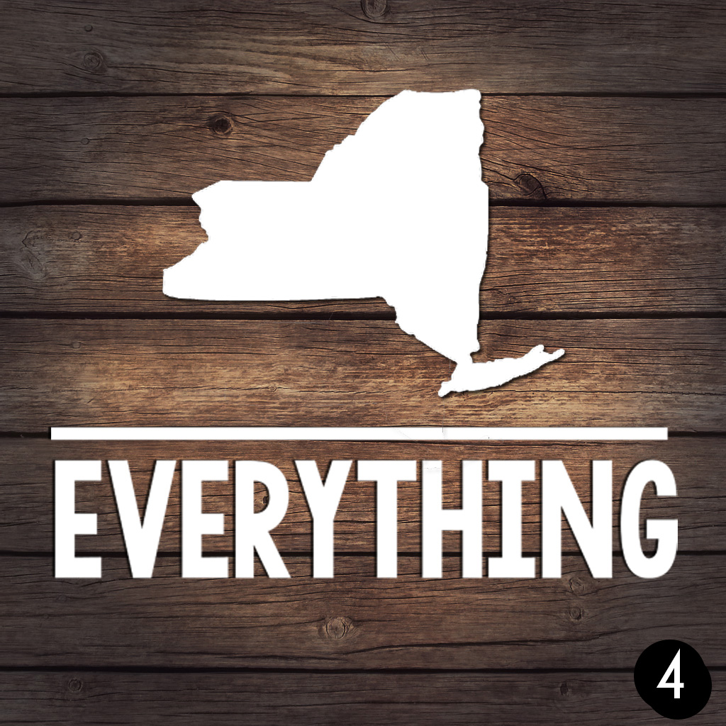 4 NY EVERYTHING