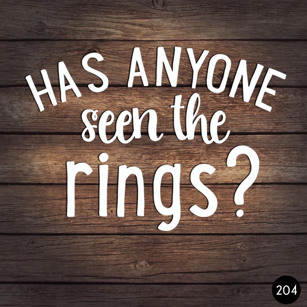 204 RINGS