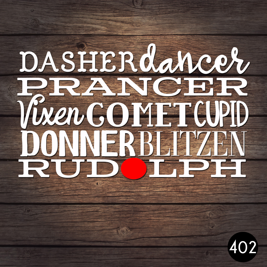 402 REINDEER