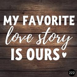 222 LOVE STORY