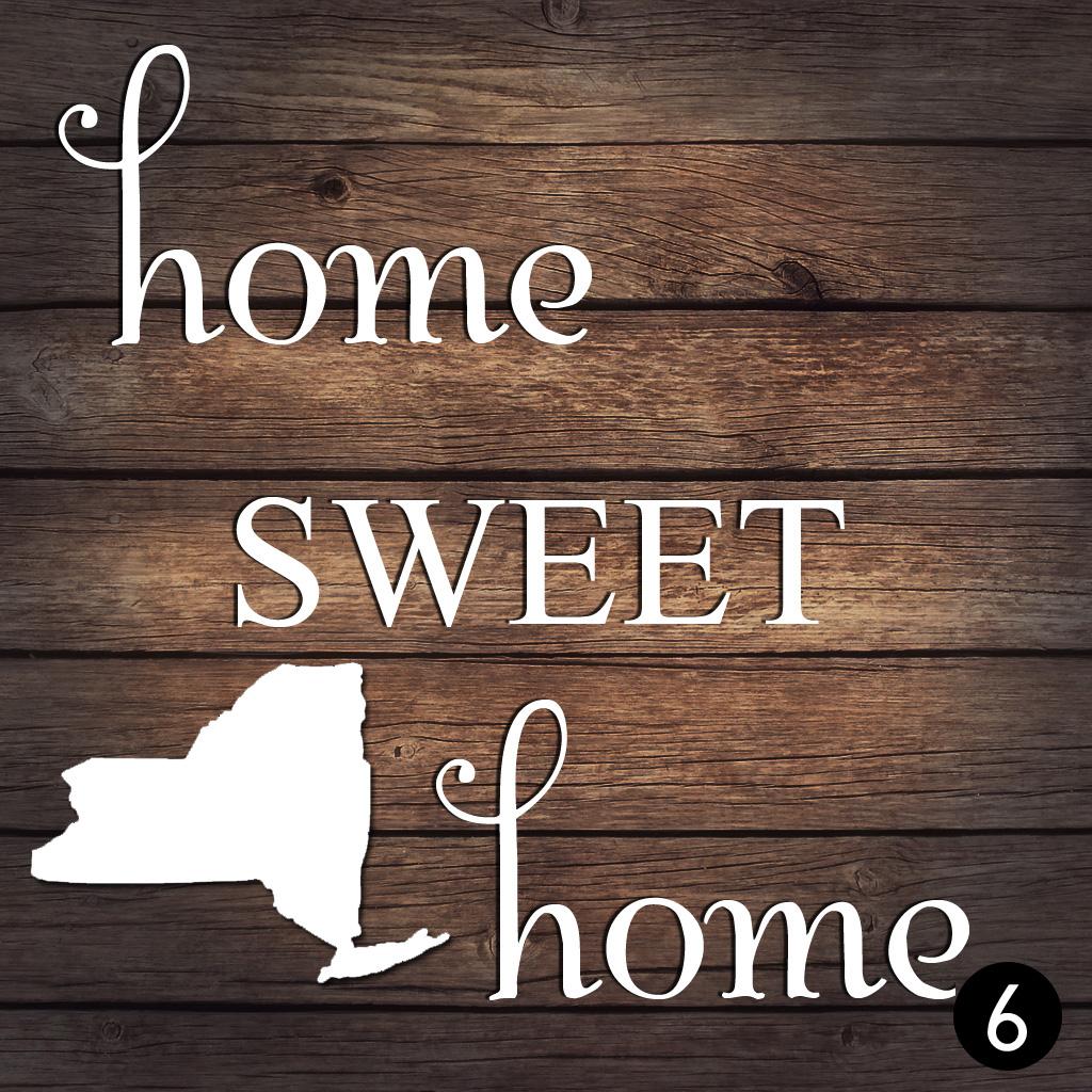 6 HOME SWEET