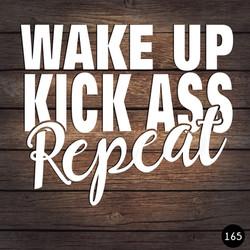 165 WAKE UP