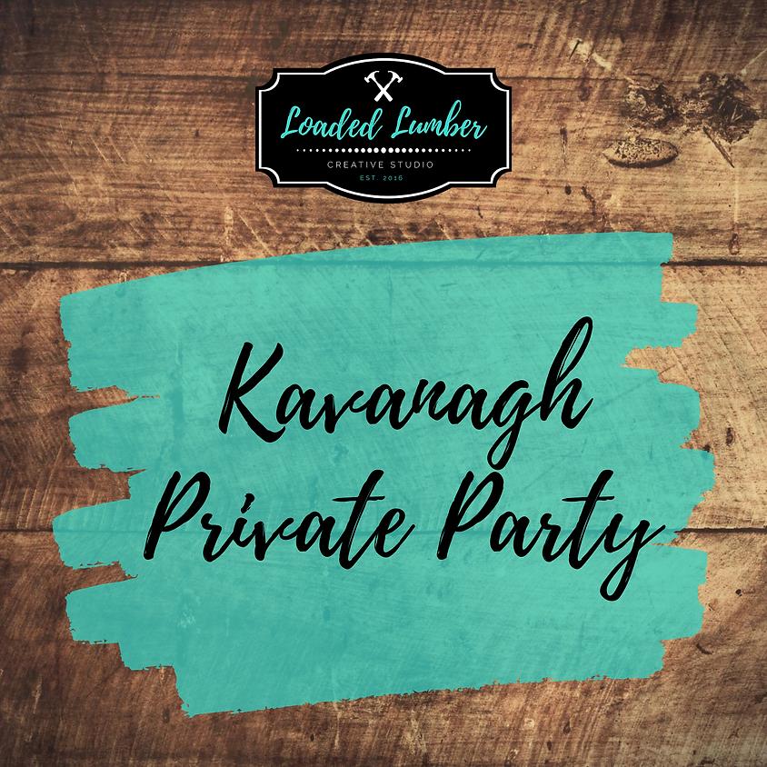 Megan's Private Party