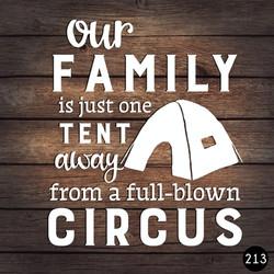 213 FAMILY CIRCUS
