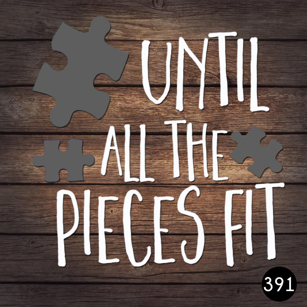 391 PIECES