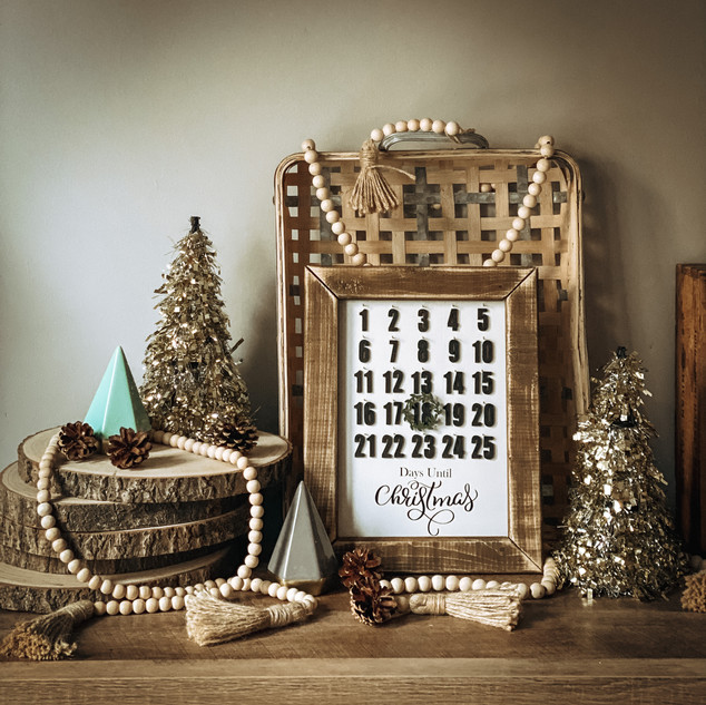 Days Until Christmas Nov Box