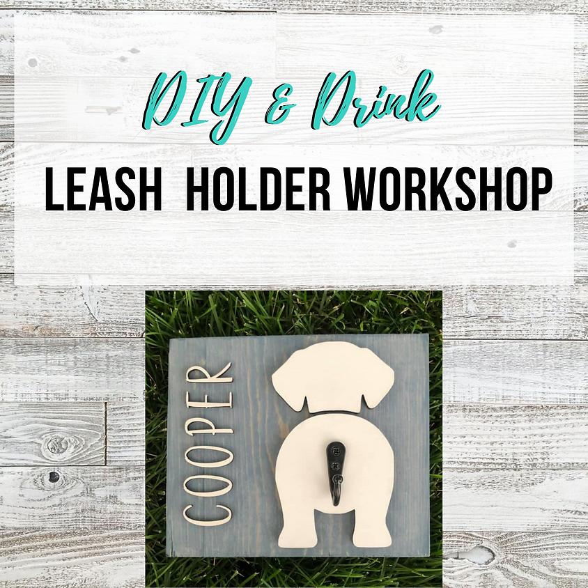 Dog Leash Holders - October 15, 2020