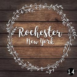 14 ROCHESTER WREATH