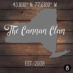 8 NY CLAN