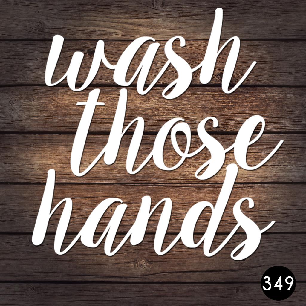 349 WASH