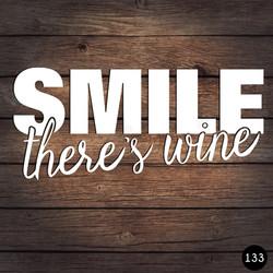 133 SMILE WINE