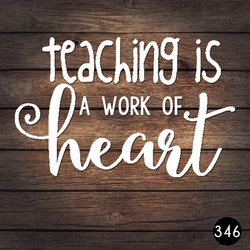 346 TEACHING HEART