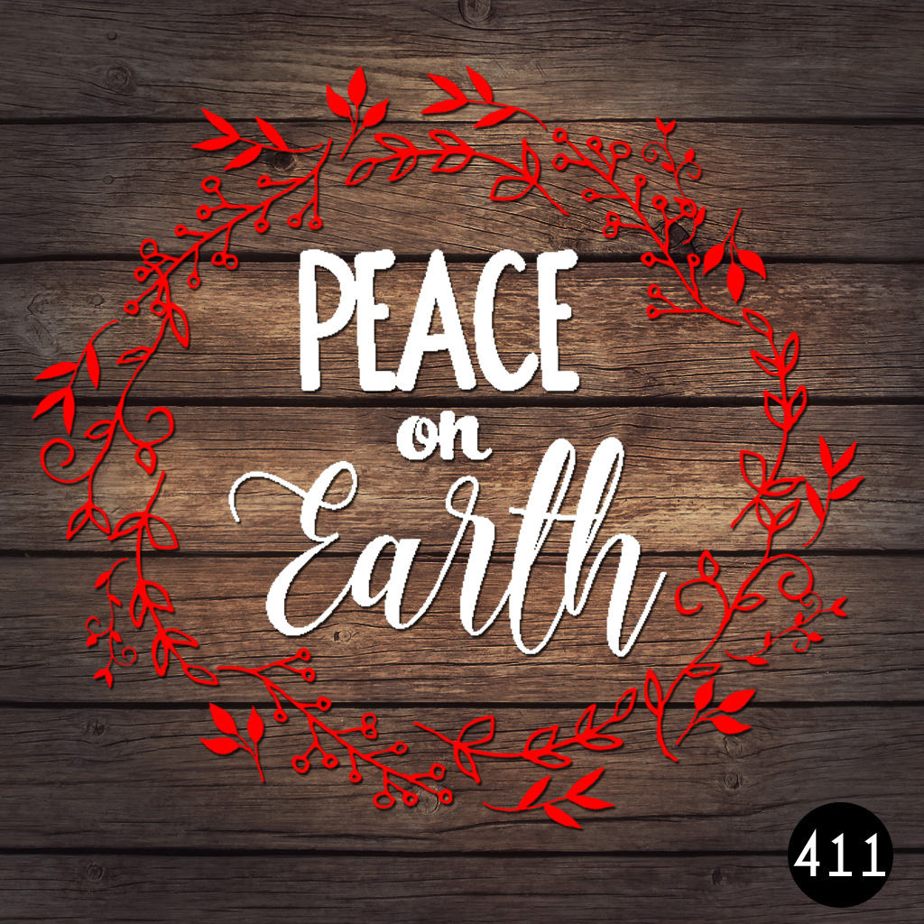 411 PEACE ON EARTH