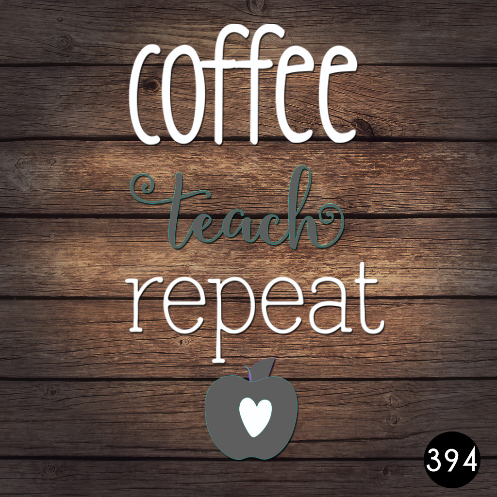 394 COFFEE TEACH