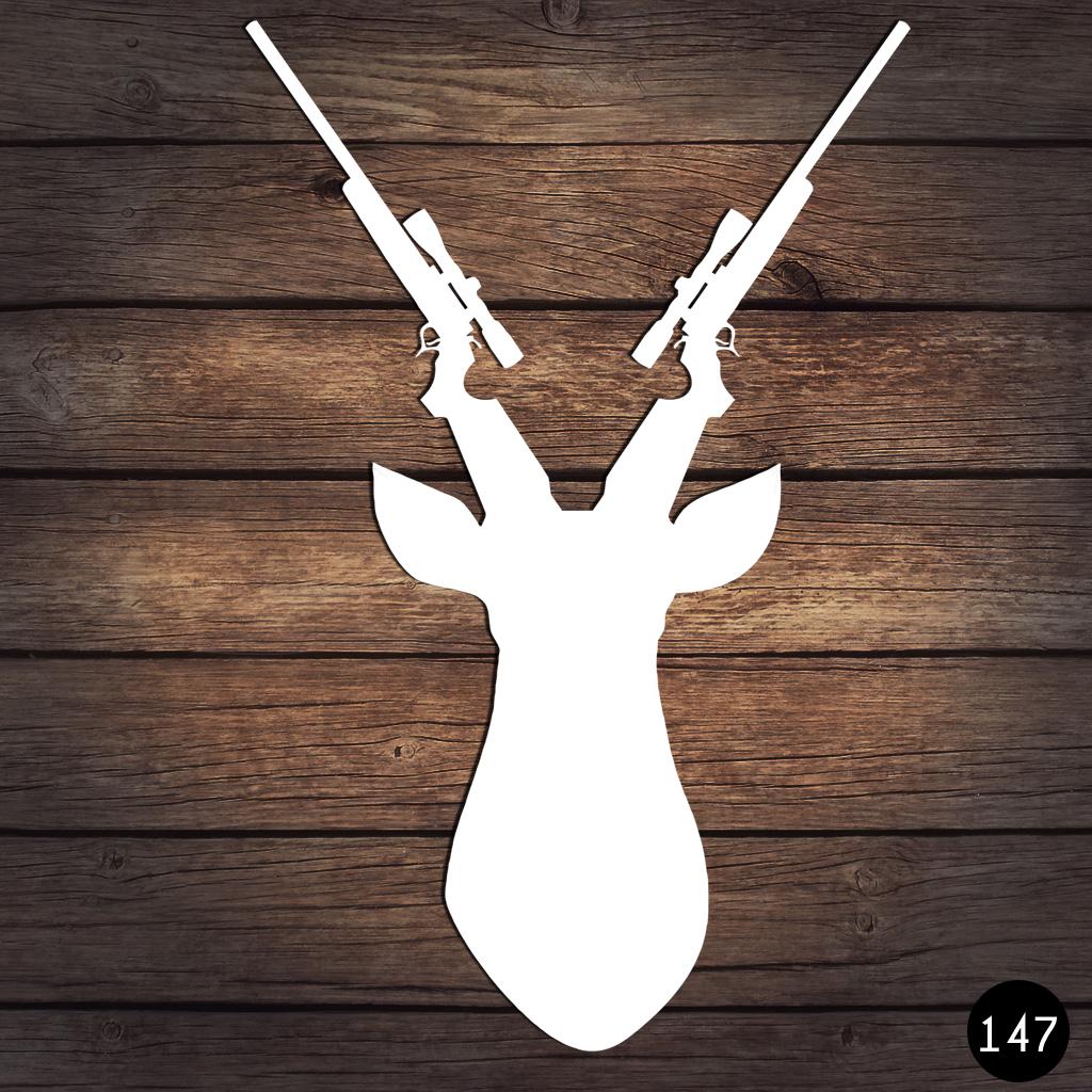 147 DEER GUN