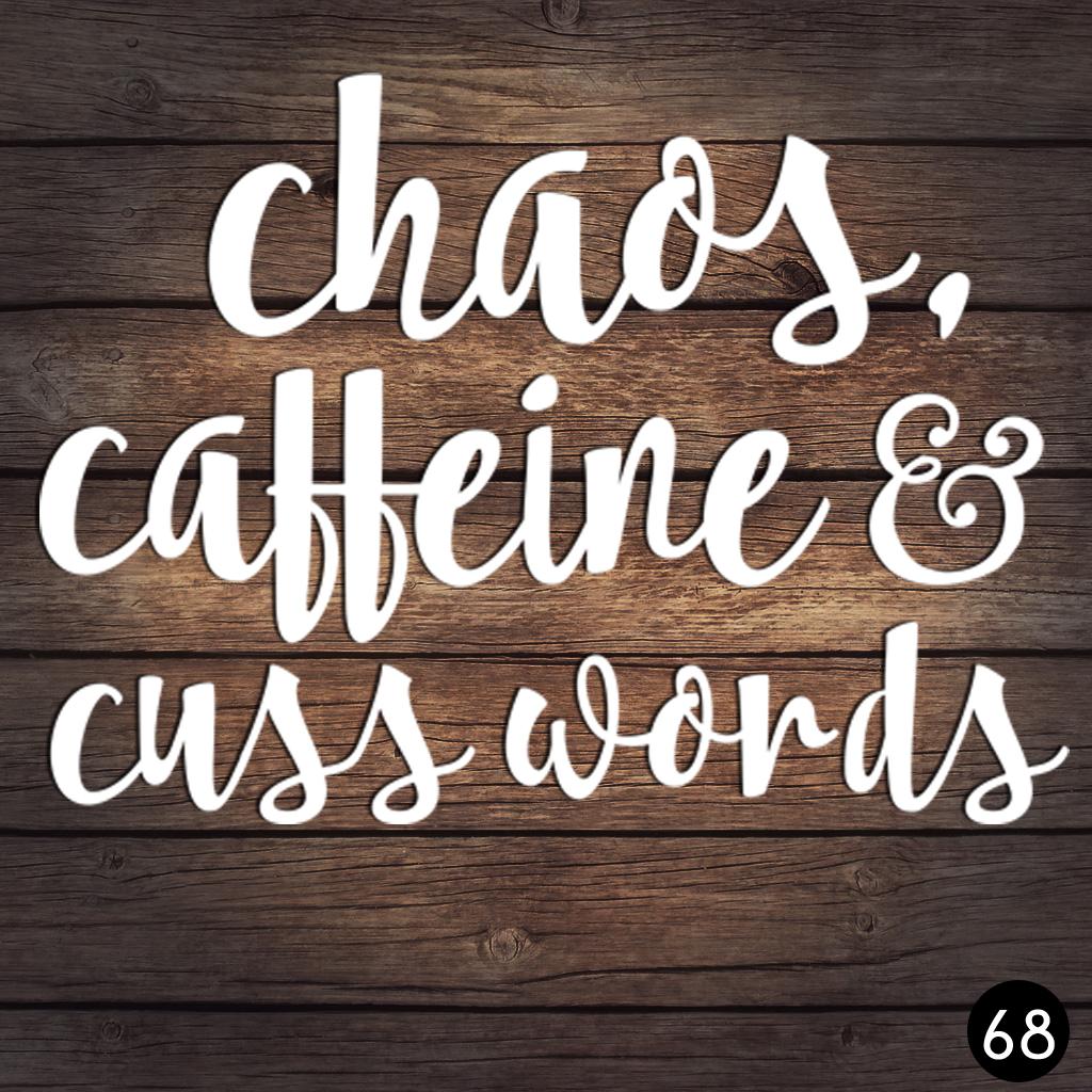 68 CAFFIENE