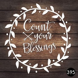 395 BLESSINGS