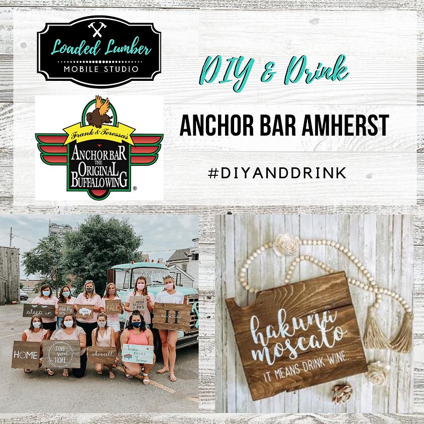 Anchor Bar Open Workshop - Pallet Signs - November 25, 2020