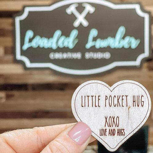 Heart Pocket Hugs