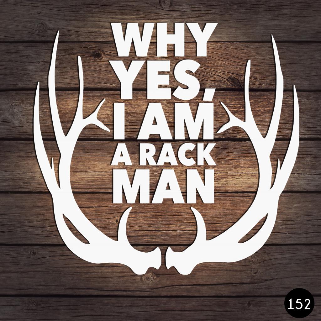 152 RACK MAN