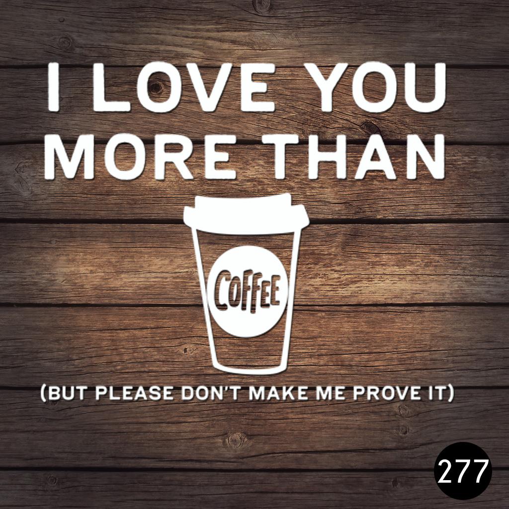 277 COFFEE