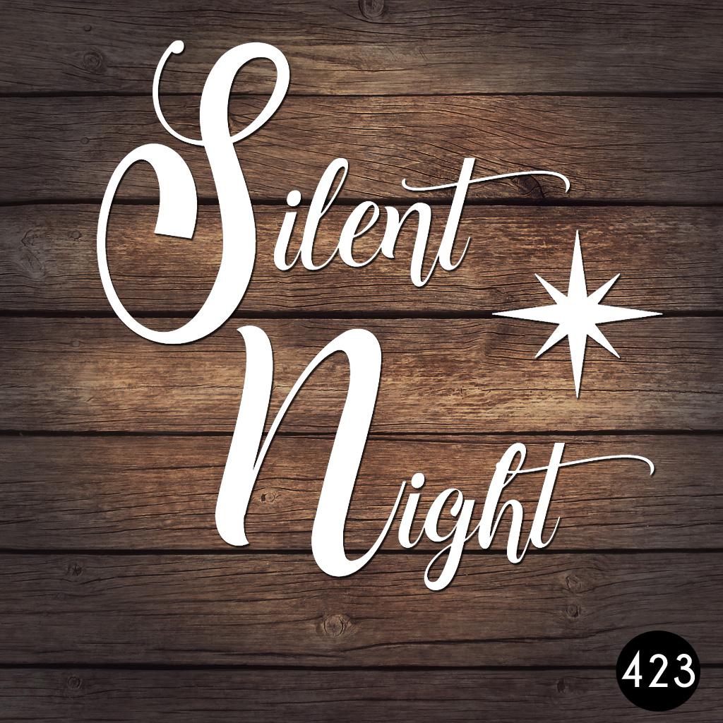 423 SILENT NIGHT