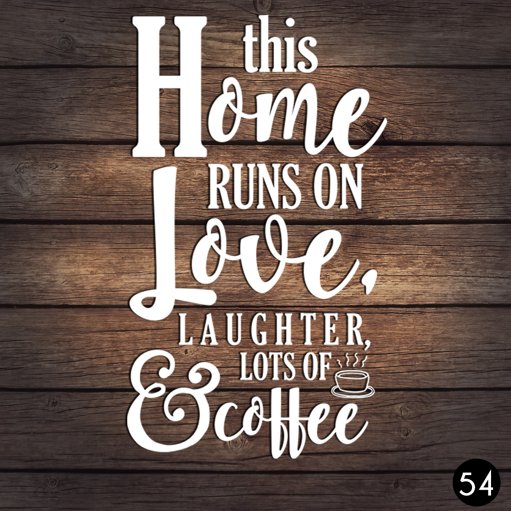 54 LOVE COFFEE